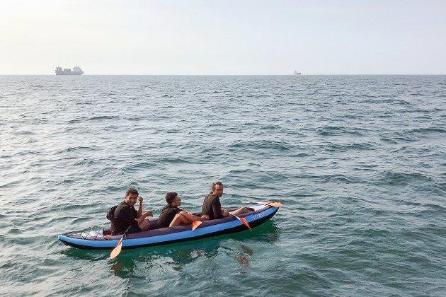 Traversées de la Manche: le préfet maritime met en garde les passeurs