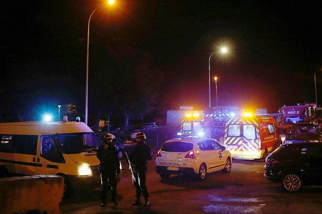 Bastia: un forcené tue une personne et en blesse cinq autres