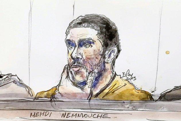 """Musée juif de Bruxelles: Nemmouche évoque un """"pseudo-attentat"""""""