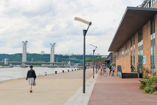 Un sexagénaire se jette dans la Seine à Rouen