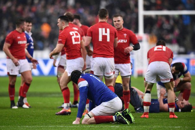 La France s'incline en ouverture du Tournoi des six nations face aux pays de Galles 24-19