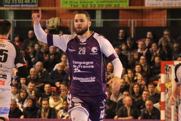 Handball (Proligue) : Cherbourg s'amuse et humilie Caen dans le derby