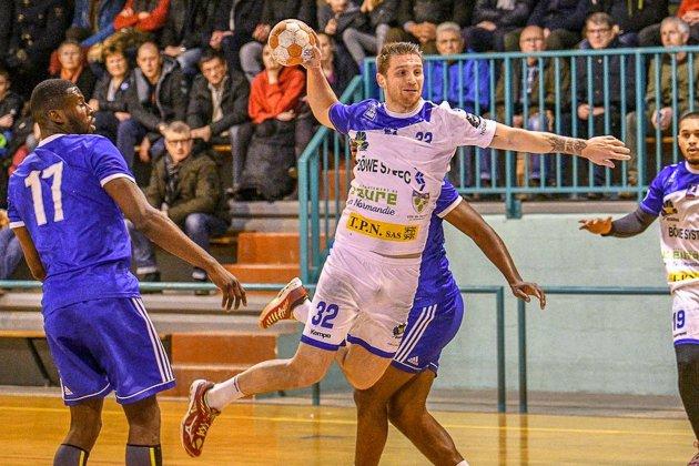 Vernon. Handball (Proligue) : reprise difficile pour Vernon devant Massy