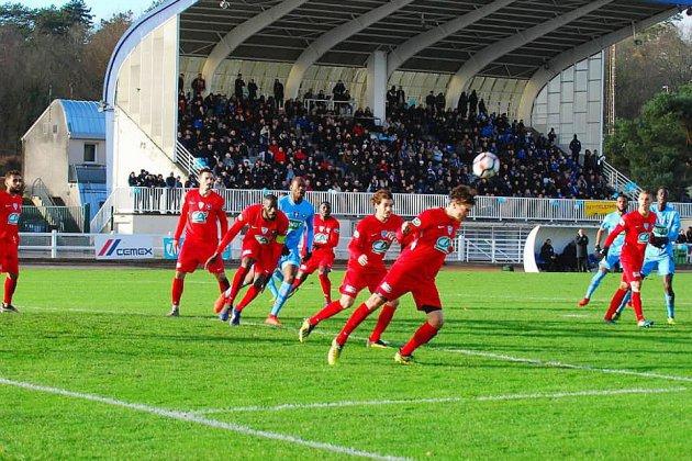 Football (N2) : précieuse victoire pour Oissel dans le derby à Granville