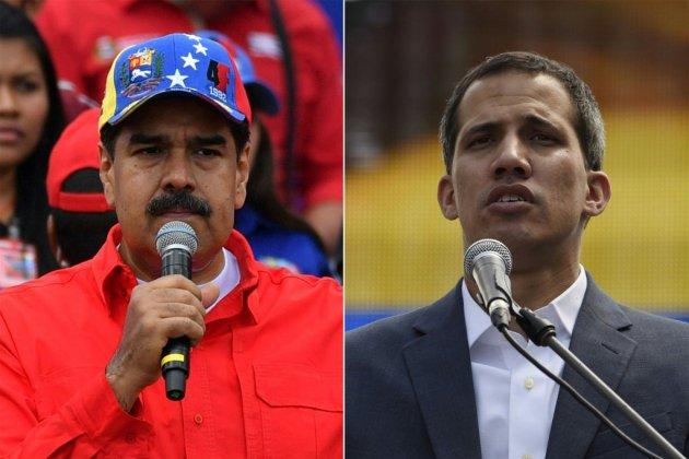 Venezuela: Maduro ferme sur ses positions, l'ultimatum d'Européens expire