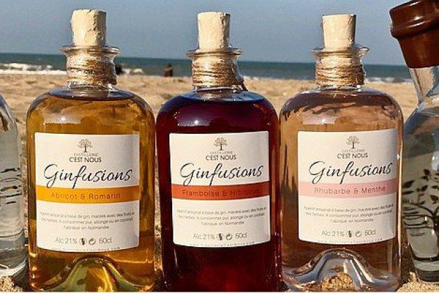 Le meilleur gin français est caennais !