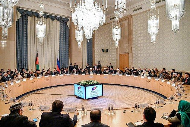 Nouvelles discussions entre talibans et responsables afghans à Moscou