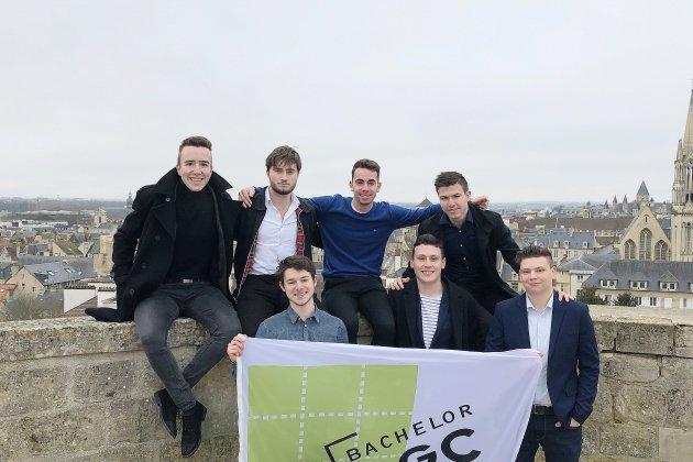Sept étudiants vont faire le tour de l'ex-Basse-Normandie à vélo électrique