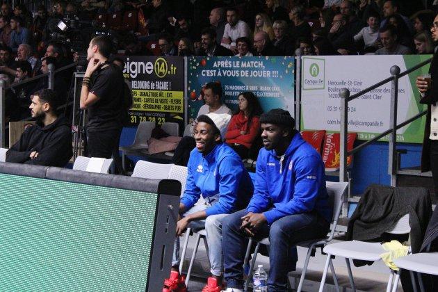 Basket (Pro B) : Caen se reprend à Paris !