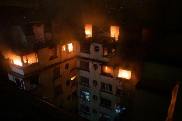 Incendie à Paris: la suspecte mise en examen et écrouée