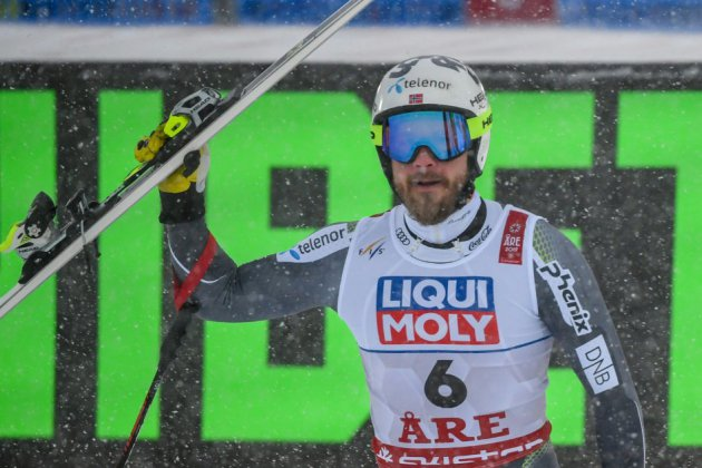 Descente: Jansrud décroche son premier titre mondial devant Svindal