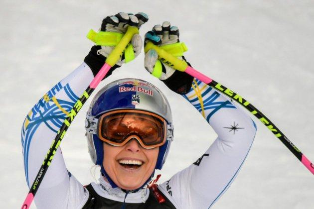 Descente: Stuhec conserve son titre mondial, Vonn en bronze pour ses adieux