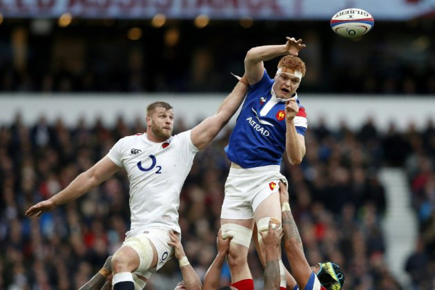 Six nations: le XV de France sombre à Twickenham