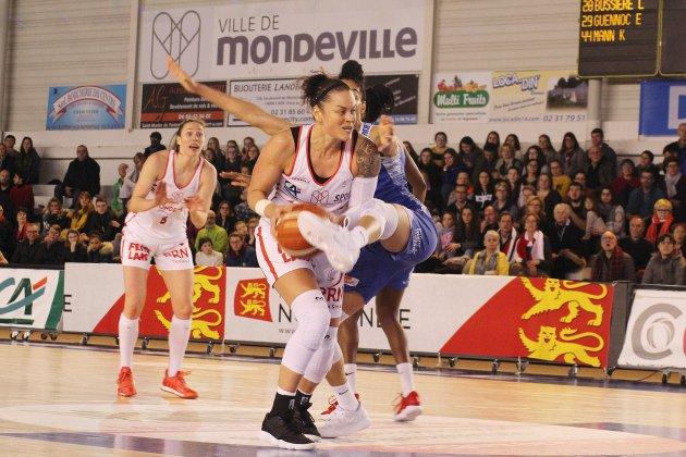 L'heure des retrouvailles entre Mondeville et trois Tango de Bourges