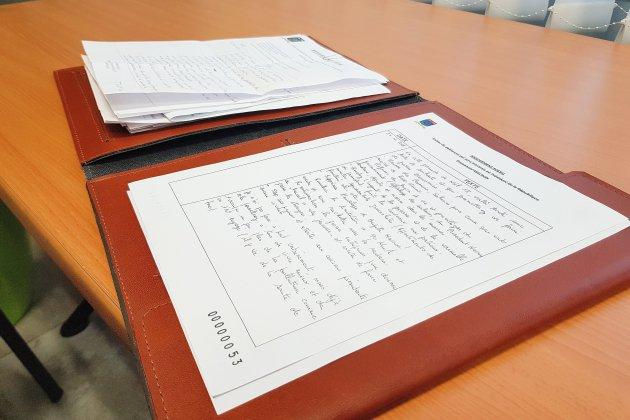 Caen: les cahiers de doléances disponibles jusqu'au 22 février