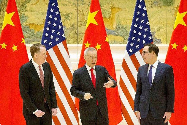 Guerre commerciale: reprise des pourparlers à  2 semaines de la prochaine salve