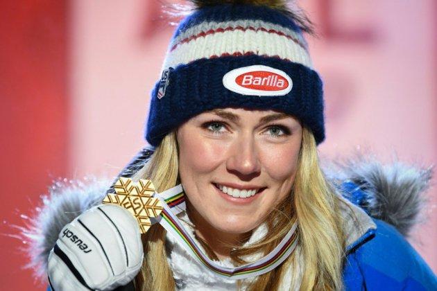 Mondiaux de ski: Shiffrin ou Worley pour marquer l'histoire en géant