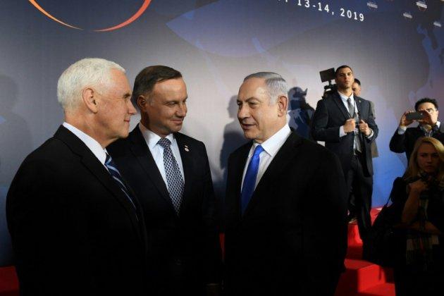 Les Etats-Unis et Israël veulent mettre la pression sur l'Iran