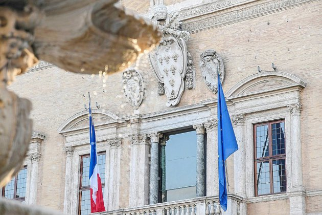 Crise franco-italienne: l'ambassadeur de France rentre à Rome