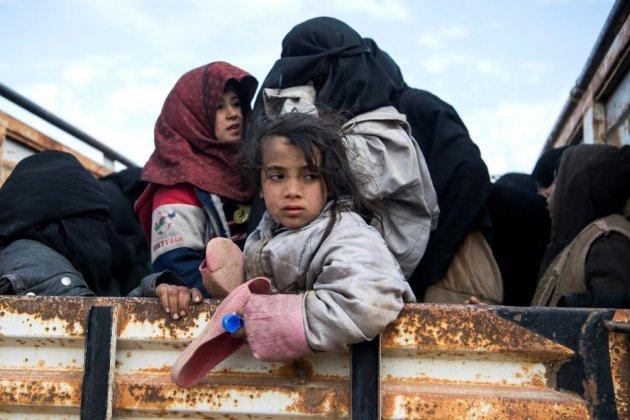Syrie: les mines et les tunnels de l'EI ralentissent l'offensive arabo-kurde