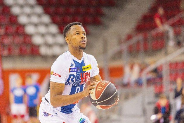 Basket: le Rouen Métropole Basket perd sa finale de Leaders Cup