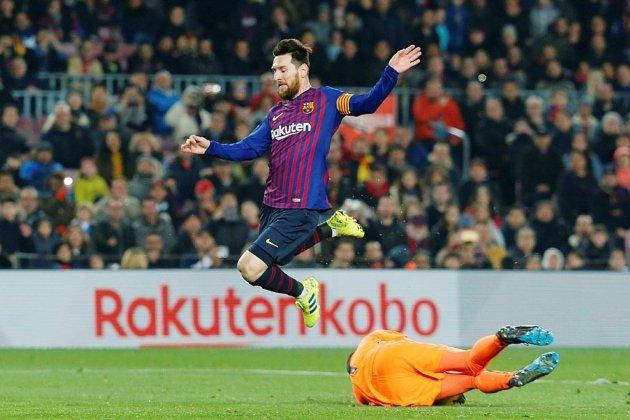 C1: Lyon en quête d'un nouvel exploit, contre le Barça de Messi