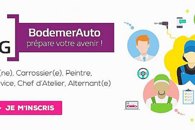 Bodmer Auto lance un nouveau job dating