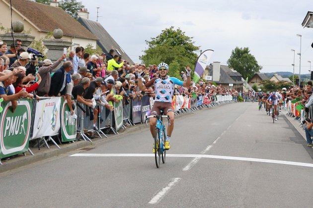 Cyclisme: Alexis Gougeard est prêt à repartir de l'avant