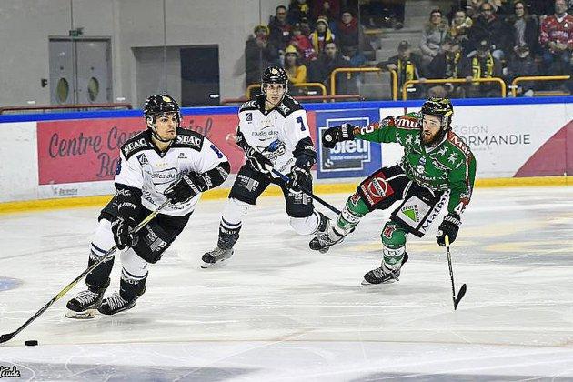 Hockey sur glace: déplacement à Gap pour les Dragons de Rouen