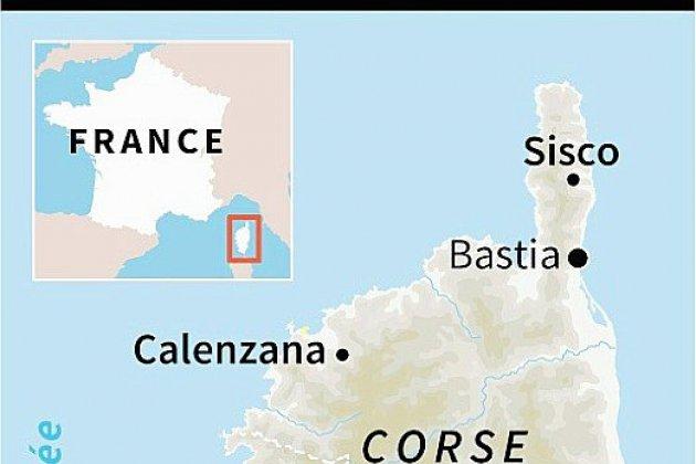 La Corse en proie aux premiers incendies de l'année, difficiles à maîtriser