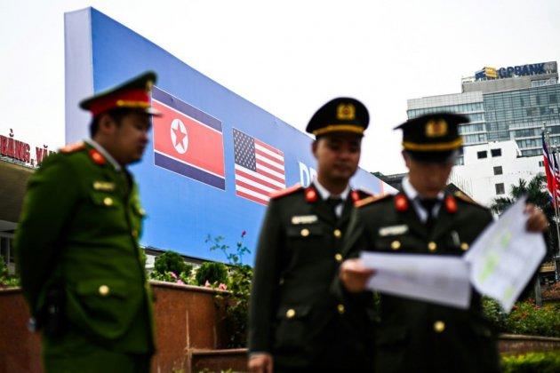 Au Vietnam, Trump et Kim face à des questions pour l'heure sans réponse