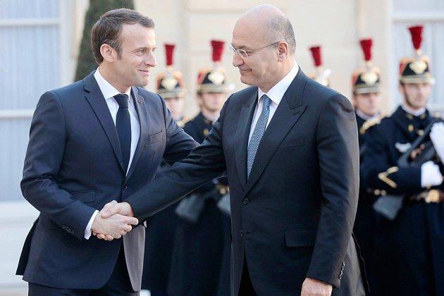 Syrie: 13 jihadistes français remis à l'Irak