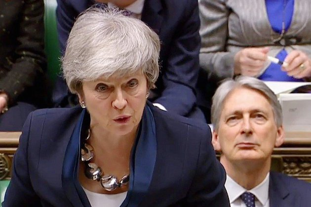 Theresa May laissera au Parlement le choix de reporter le Brexit