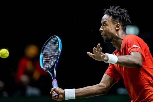 Tennis: Monfils fait tomber Cilic à Dubaï