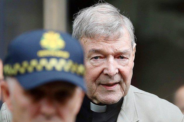 L'incarcération immédiate du cardinal Pell requise en Australie