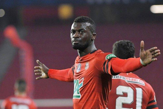 Coupe de France: Rennes rejoint les demies tout en maîtrise