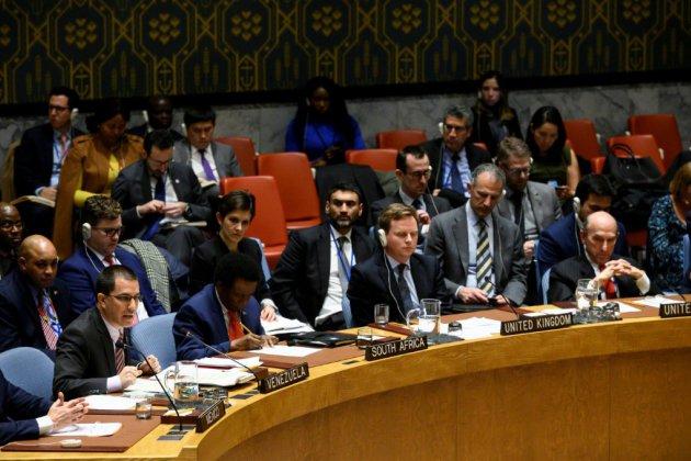 Venezuela: Etats-Unis et Russie demandent des votes de l'ONU