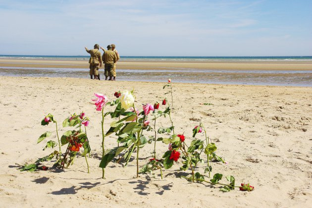 75e anniversaire du D-Day : la cérémonie internationale à Juno Beach ?