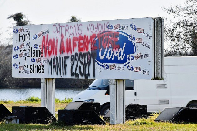 """Macron: l'Etat va """"forcer"""" Ford à revitaliser le site de Blanquefort"""