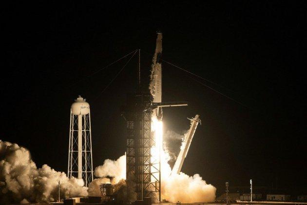 Lancement réussi: la nouvelle capsule de SpaceX est en route pour l'ISS