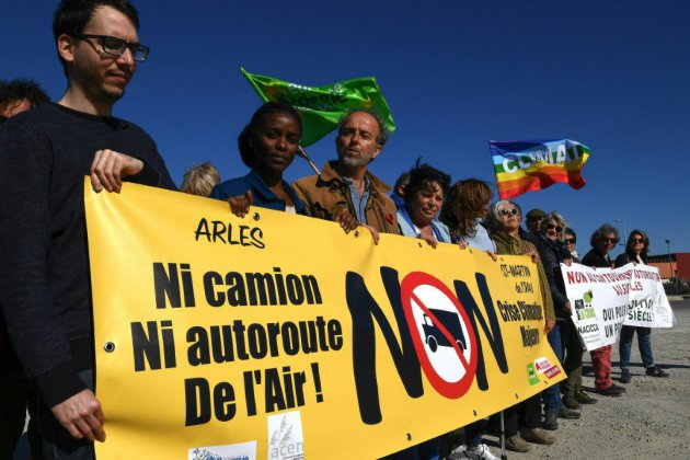 Un projet d'autoroute hérisse les défenseurs de l'environnement en Camargue