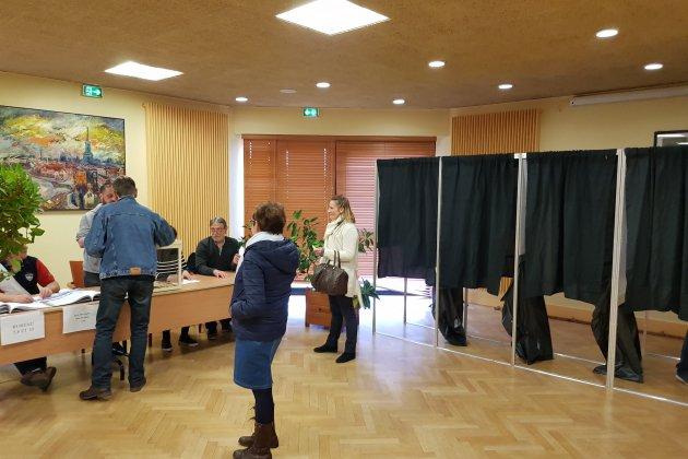Référendum local à Gonfreville: 23% de participation