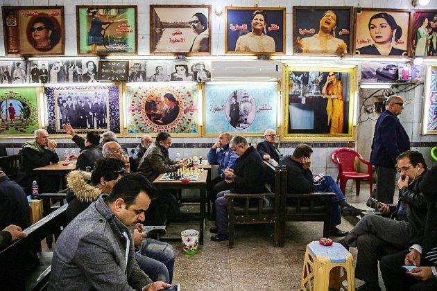 Jadis repaire des amoureux des arts, le Vieux Bagdad se meurt