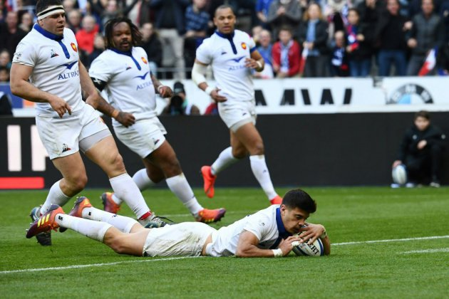 Six nations: le même XV de France reconduit contre l'Irlande