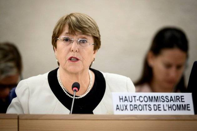 """""""Gilets jaunes"""": l'ONU réclame une """"enquête"""" après les violences, Paris réplique"""