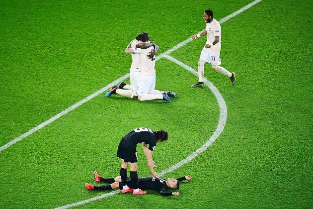 PSG-Manchester United: People, Canto et la
