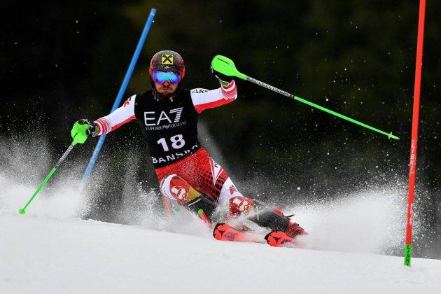 "Ski alpin: après deux ""petits"", Hirscher vise le gros globe à Kranjska Gora"