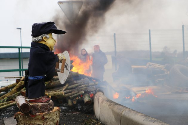 Agression à Condé-sur-Sarthe: les trois gardes à vue sont levées