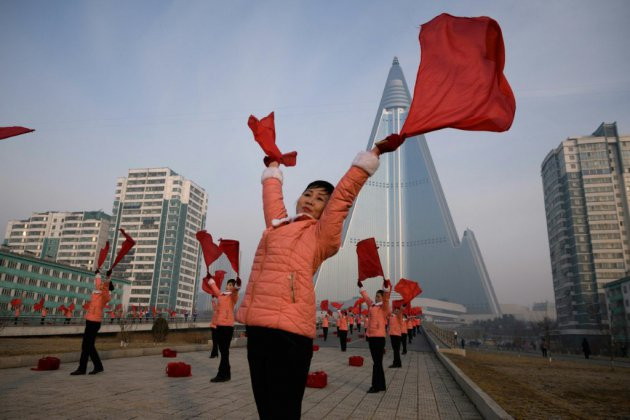 Législatives: la démocratie à la nord-coréenne