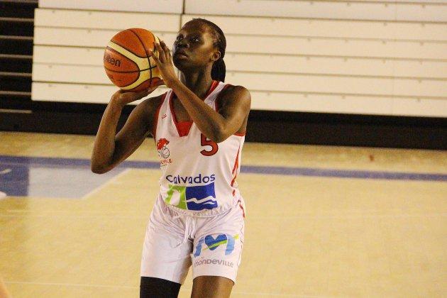 Basket (LFB): Mondeville décroche une victoire très importante à Nantes